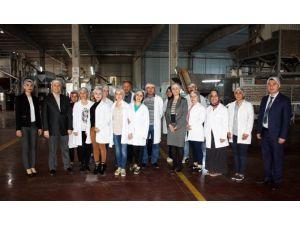 Nto, Üniversite Sanayi İşbirliği Amacıyla Çalışmalarını Sürdürüyor