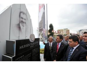 Tütüncü Muhsin Yazıcıoğlu'nu Şiiriyle Andı