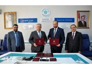 NEÜ İle Lübnan Arees Üniversitesi İş Birliği Protokolü İmzaladı