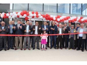 Nazilli'de Sanayi Sosyal Tesisleri Hizmete Açıldı