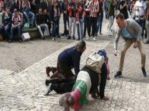 PSV'den Dilencilerle Dalga Geçen 5 Taraftara 3 Yıl Men!