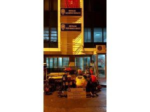 Eskişehir'de Hırsızlık Şüphelisi 10 Şahıs Yakalandı