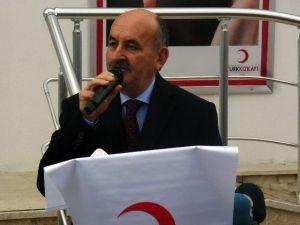 """Bakan Müezzinoğlu: """"Çukur Kazıyorlarsa Onları O Çukurlara Gömeceğiz"""""""