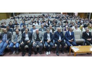 Elazığ'da Yönetici Eğitimi Ve Motivasyonu Konferansı Verildi