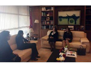 Nezaket Emine Atasoy, Fas Krallığı Hükumeti Dışişleri Bakanıyla Görüştü