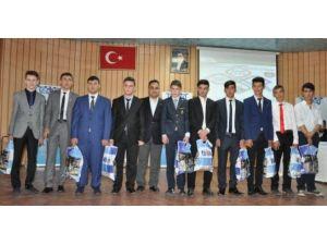 Simav'da 'Kur'an-ı Kerim'i Güzel Okum' Yarışması
