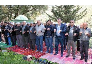 Kumluca'da Yağmur Duası
