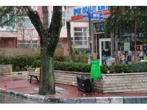 Ankara'da Şüpheli Bavul Polisi Alarma Geçirdi
