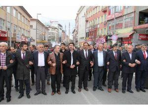Alperenler, Muhsin Yazıcıoğlu İçin Yürüdü
