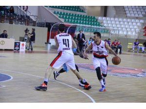 Eskişehir Basket Evinde Yenildi