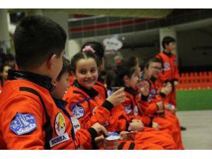 Küçük Astronotlar İkinci Kez 'Mars'a Gidiyor