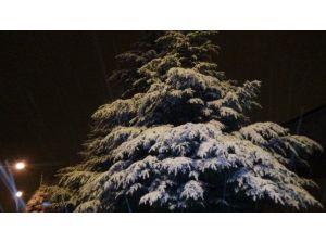 Yozgat'ta Kar Yağışı