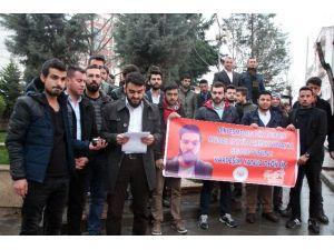 Bilecik Üni AK Üyeleri Musa Tayyip Altınkaynak'a Sahip Çıktı