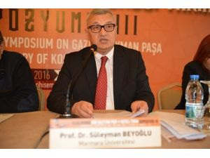 Prof. Dr. Süleyman Beyoğlu: