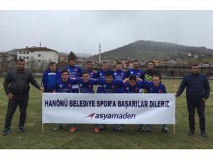 Hanönü Belediyespor Deplasmanda Kazandı 3-4