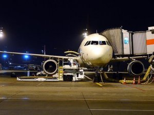 Viyana-Londra uçağında 'DAEŞ' paniği