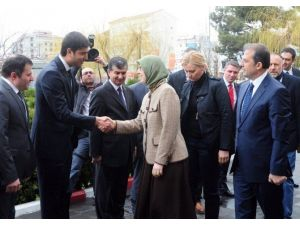 Bakan Ramazanoğlu Van'da