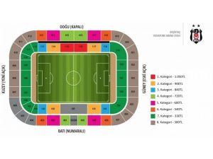 Beşiktaş'tan Vodafone Arena için 'Üçlü Bilet Satışları' bilgilendirmesi yapıldı