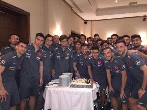 Bilal Başaçıkoğlu'nun doğum günü kutlandı