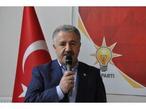 """AK Parti Kars Milletvekili Ahmet Arslan; """"Kağızman'a 15 Milyonluk Yatırım Yapıldı"""""""