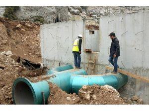 Ardıl Barajı İletim Hattının Yüzde 94'ü Tamamlandı
