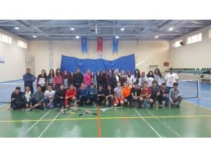 Okullar Arası Tenis Müsabakaları Sona Erdi