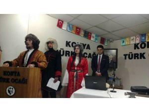 Konya'da Nevruz Kutlaması