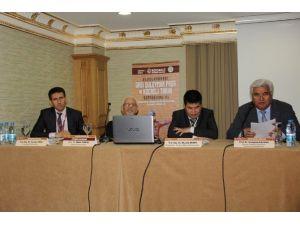 Prof. Dr. Sulayman Kayıpov, ''Gazi Süleyman Paşa Dünya İçin Yönetici Modelidir''