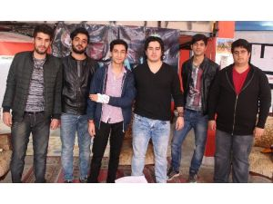 Çira-i Osmanlı Tiyatro Atölyesi Tiyatrolar Günü Dolayısıyla Basın Toplantısı Düzenledi