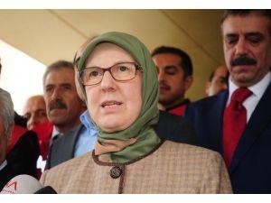 """Bakan Ramazanoğlu: """"Terör Mağduru Her Ailenin Sosyal Danışmanı Olacak"""""""