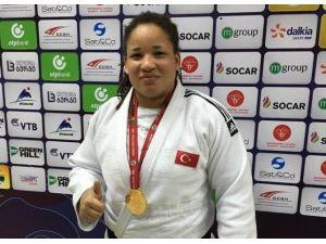 Judoda Altın Madalya