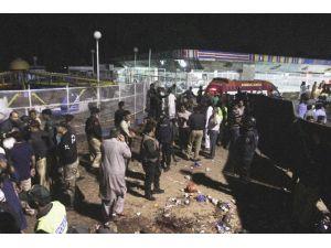 Lunapark'ta İntihar Saldırısı: En Az 50 Ölü