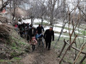 Kaymakam Bölükbaşı'ndan Köy Ziyaretleri
