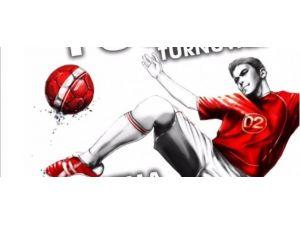 Hizan'da Salon Futbolu Turnuvası