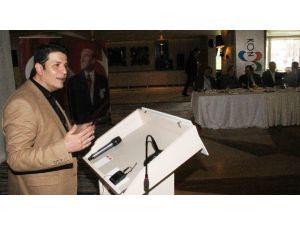 Başkan Genç, İşadamlarına Projelerini Anlattı