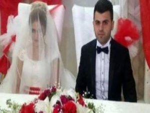 Alanya'ya Düşen Şehit Acısı Sebebiyle Düğünlerini Başlamadan Bitirdiler