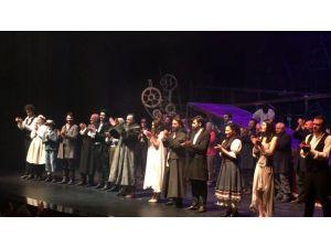 Frankenstein, Ankara'da sahne aldı