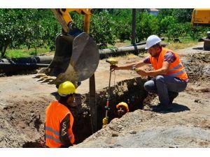Urla ve Seferihisar'a 4,2 milyon liralık içme suyu yatırımı
