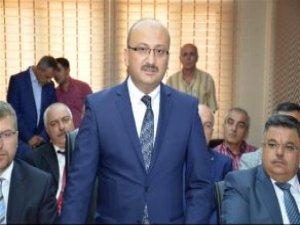 AK Parti Bilecik İl Başkanı İstifa Etti
