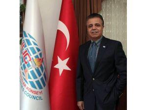 Iuc Başkanı Azizoğlu Son Günlerde Artan Terör Olaylarını Değerlendirdi