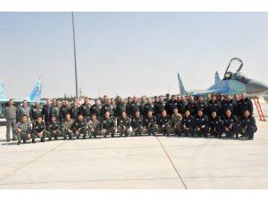 Türk ve Azeri askerlerinden 'TURAZ Şahini' tatbikatı