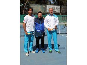 Adana Tenis, Dağ ve Su Sporları Kulübü milli takıma 2 oyuncu verdi