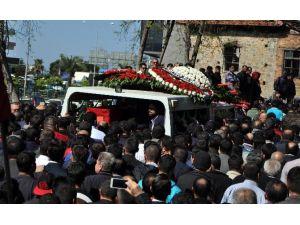 Şehit Coşkun Nazilli'yi Son Yolculuğuna On Binler Uğurladı