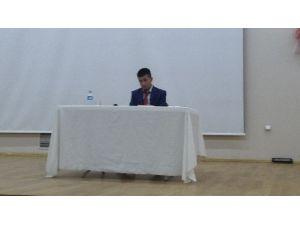 Bulanık Anadolu İmam Hatip Lisesi İl Üçüncüsü Oldu