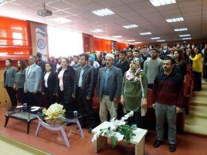 BEÜ'de Yaşlılara Saygı Haftası Kutlandı