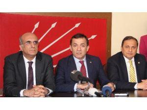 """CHP'li Bingöl: """"Türkiye, 'İyi Yönetilmiyor' Dönemini Aştı, Artık Yönetilmiyor"""""""