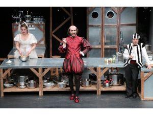 Aşt Dünya Tiyatrolar Günü'nü Kutladı