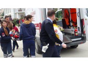 Bilecik'te Kaza, 1 Yaralı