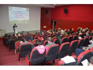 Fatsa'da Proje Rehberlik Eğitimi