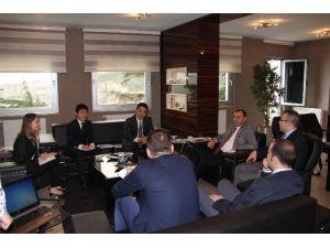 Japonlar Yatırım İçin Doğu Karadeniz Bölgesi'nde İncelemelerde Bulunuyor